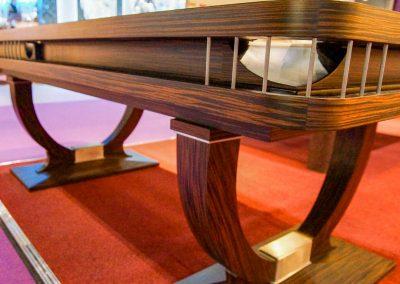 Continental BR bespoke UK pool table - Makassar