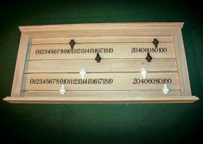 Oak groove & slider scoreboard-4x3
