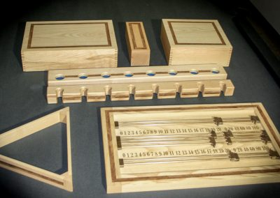 Inlaid-Olive-Ash-accessories-set