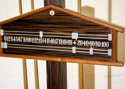 Bentley Pediment Scoreboard