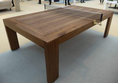 Speed TT Rollover Pool Table-Tennis Dining table