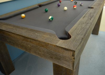 Driftwood Spur design 6ft Pool table