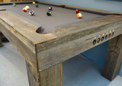 The Driftwood-Spur 6ft Pool table