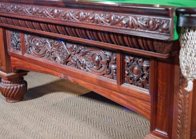 Orme&Sons, Arts&Crafts Antique Oak billiard table