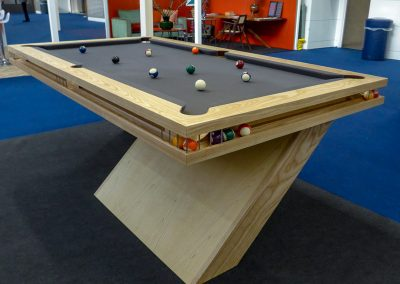 Cantilever BR pool table