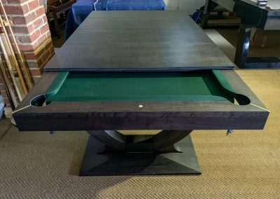 Continental-Wind-up-Walnut-8ft-Snooker-Pool-dining-table