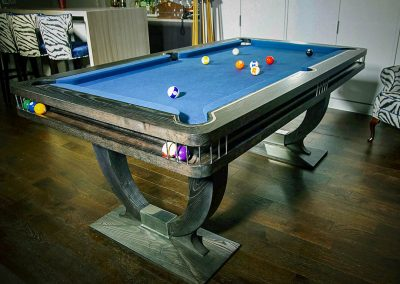 The Continental BR Pool table
