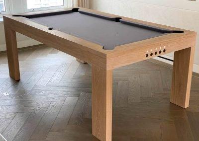 Speed Pool table 6ft Oak